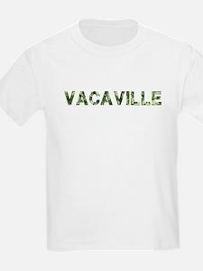 Vacaville, Vintage Camo, T-Shirt