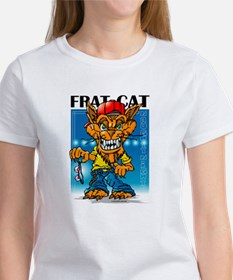 Twisted Toons - Frat Cat Women's T-Shirt