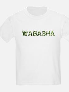 Wabasha, Vintage Camo, T-Shirt