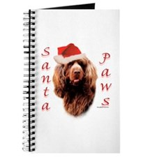 Santa Paws Sussex Spaniel Journal