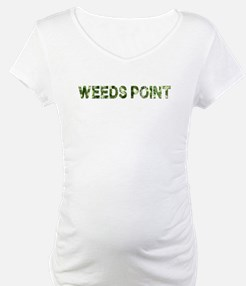 Weeds Point, Vintage Camo, Shirt