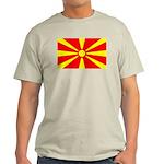 Macedonia Ash Grey T-Shirt