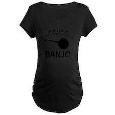 Banjo silhouette designs T-Shirt