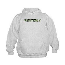 Westerly, Vintage Camo, Hoodie