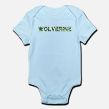 Wolverine, Vintage Camo, Infant Bodysuit
