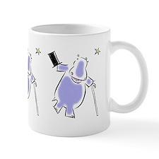 Mug Hippo Stars