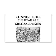 connecticut Wall Decal