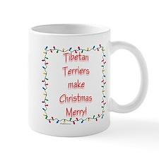 Merry Tibetan Terrier Mug
