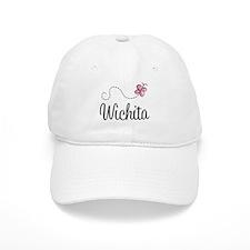 Pretty Wichita Kansas Baseball Cap