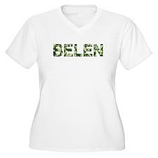 Belen, Vintage Camo, T-Shirt