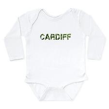 Cardiff, Vintage Camo, Onesie Romper Suit