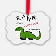 DinoRawr.png Ornament