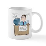 Penis Isn't Long Enough Mug