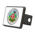 Medical Marijuana Rectangular Hitch Cover