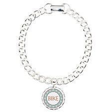 Bike Charm Bracelet, One Charm