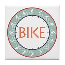 Bike Tile Coaster