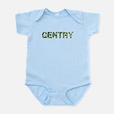 Gentry, Vintage Camo, Infant Bodysuit