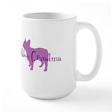 fbulldog-grandma Mugs