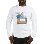 Penis Isn't Long Enough Long Sleeve T-Shirt