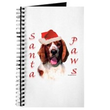 Santa Paws Welsh Springer Journal