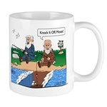 Fishing With Moses Mug