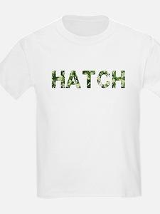 Hatch, Vintage Camo, T-Shirt