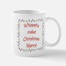Merry Whippet Mug