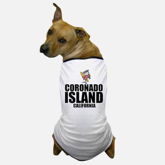 Coronado Island, California Dog T-Shirt