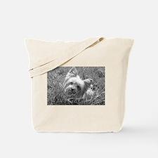 Yorkie Love Tote Bag