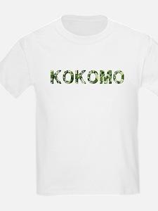Kokomo, Vintage Camo, T-Shirt