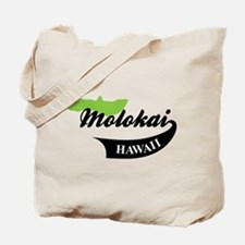 Molokai Hawaii Tote Bag
