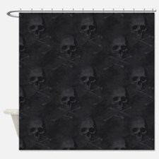 Bedazzled Shower Curtain