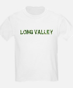 Long Valley, Vintage Camo, T-Shirt