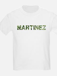 Martinez, Vintage Camo, T-Shirt