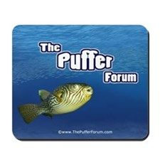 The Puffer Forum Mousepad