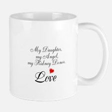 My Daughter,my Angel Mug