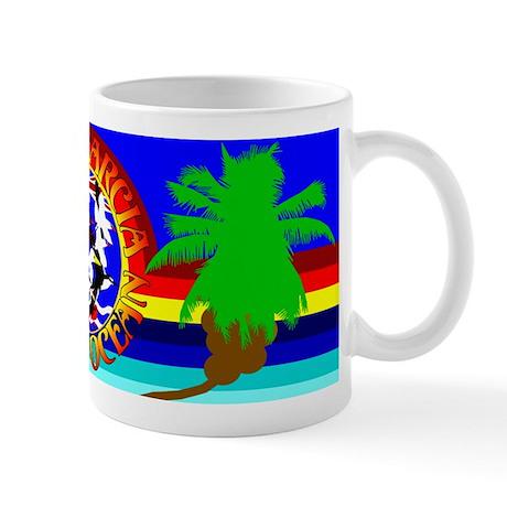 Birds of Diego Garcia Atoll Mug