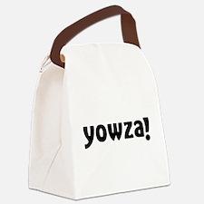 Yowza Canvas Lunch Bag