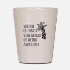 WEIRD is just a side effect of being AWESOME Shot