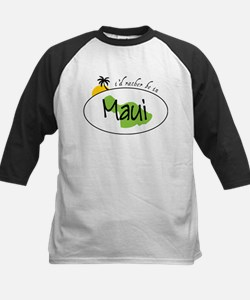 Rather Be In Maui Tee