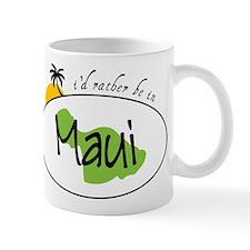 Rather Be In Maui Mug