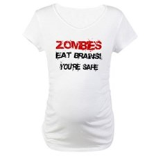 Zombies Eat Brains! Shirt
