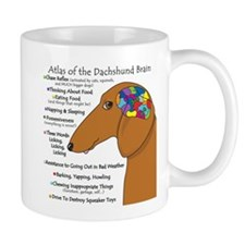 Unique Doxie Mug