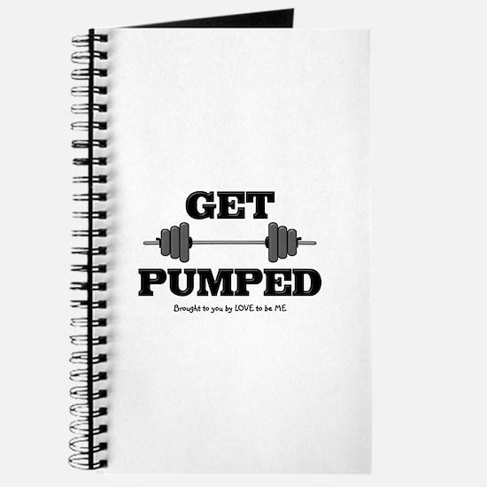 GET PUMPED Journal
