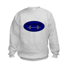 LOVE TO PUMP IRON Sweatshirt