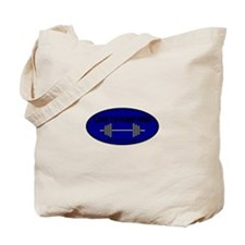 LOVE TO PUMP IRON Tote Bag