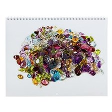 Gemstone Wall Calendar for Lane