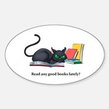 Read any good books lately? Decal