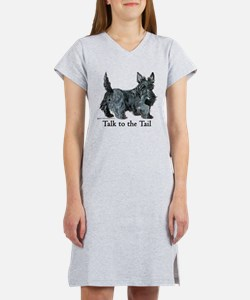 Cute Tail end productions Women's Nightshirt