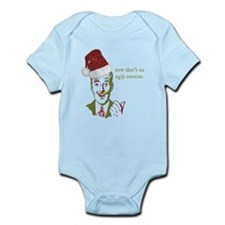 Now THATS an ugly sweater. Infant Bodysuit